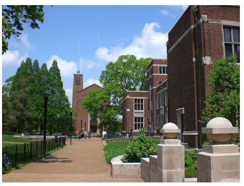 美国留学范德堡大学