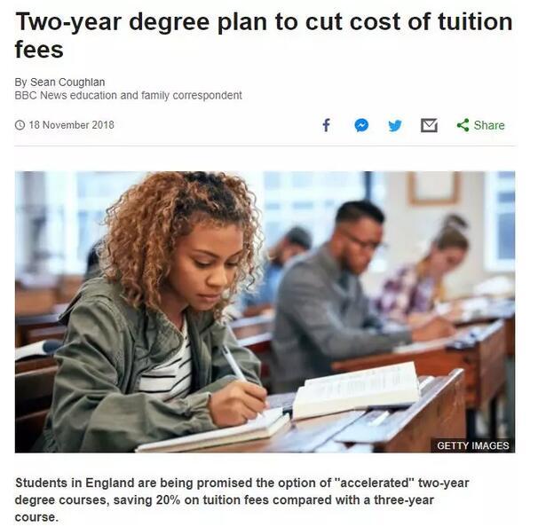 英国留学,英国大学,留学申请,英国留学申请,英国两年制本科,英国大学申请