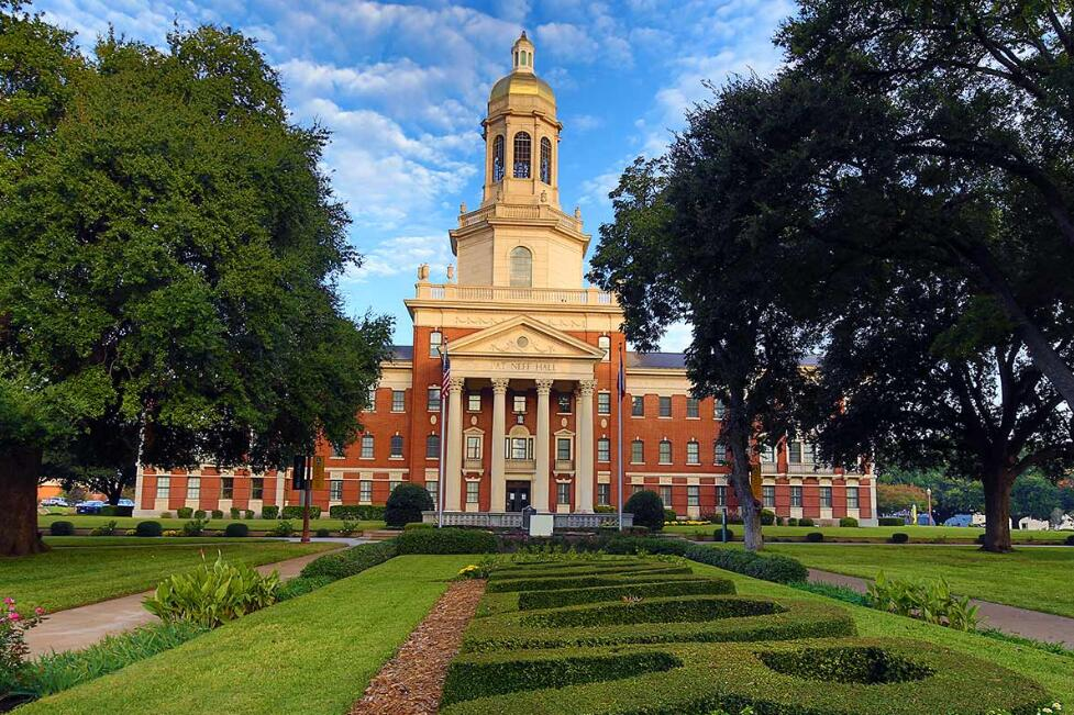 美国留学,留学申请,美国名校,高考留学申请,贝勒大学