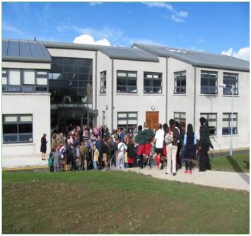 爱尔兰留学,出国留学,爱尔兰中学,爱尔兰高中,德罗赫达语法学校,Drogheda Grammar School