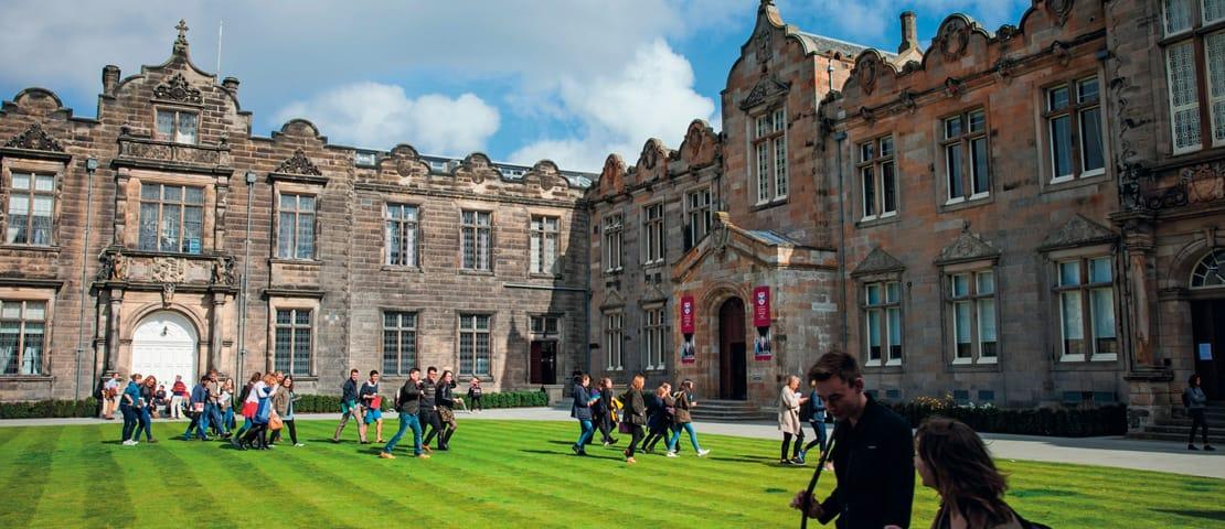 2018英国大学满意度调查NSS结果出炉!圣安德鲁斯大学排名第一
