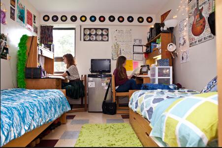 瞧瞧这些加拿大大学宿舍