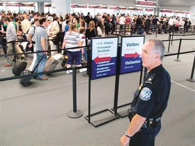 美国留学签证,赴美留学入境,美国入境手续,美国大使馆