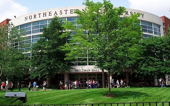 美国东北大学,东北大学面试招生,美国名校,美国大学发录取