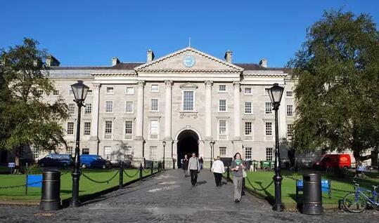爱尔兰留学,爱尔兰,爱尔兰大学,都柏林理工学院,都柏林