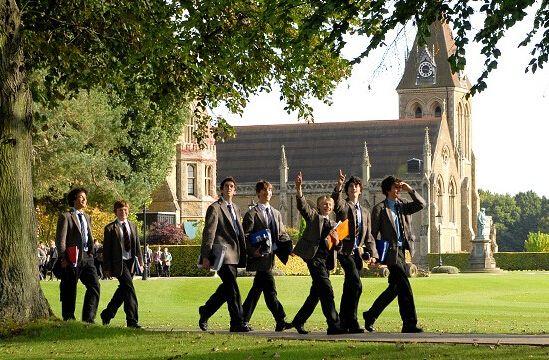 英国中学,最美校园,切特豪斯公学,Charterhouse School