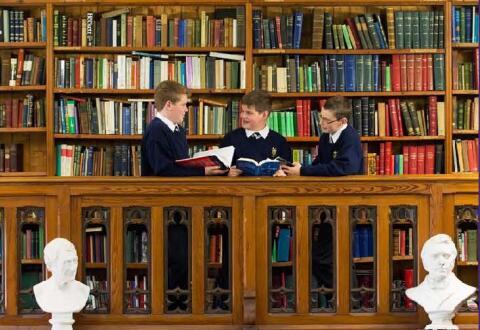爱尔兰寄宿制男校西多会学院  Cistercian College
