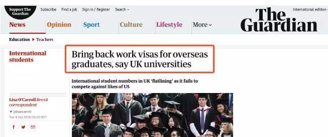 英国留学,留学申请,英国大学,psw签证,留英工作,英国毕业就业,英国留学申请
