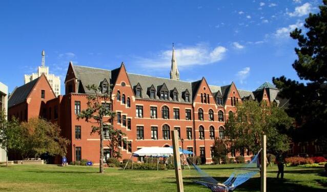 先人一步快速升讀美國百強名校——圣路易斯大學