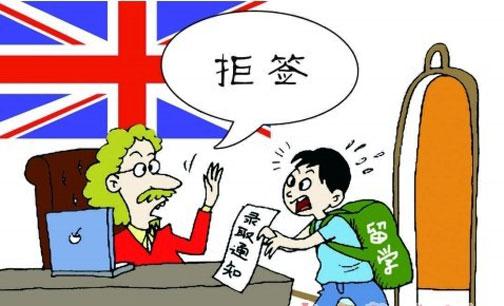 英国留学,出国留学,英国签证,Tier4签证,拒签