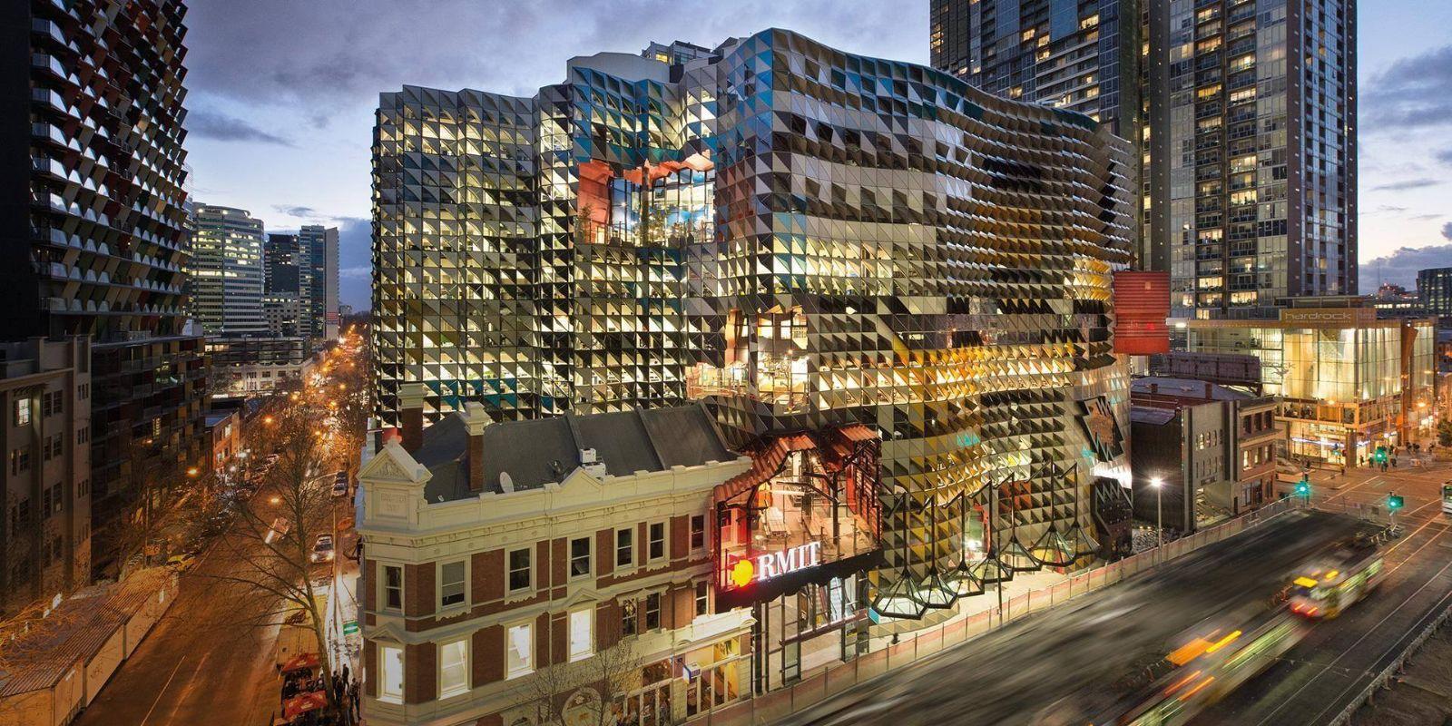 皇家墨尔本理工大学,建筑设计,建筑专业,澳洲建筑学院