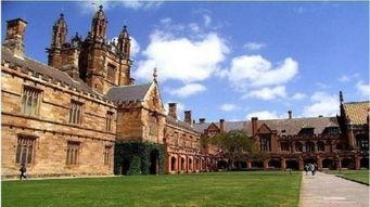 悉尼大学,澳洲八大名校,悉尼大学学费,悉尼大学录取条件,悉尼大学专业