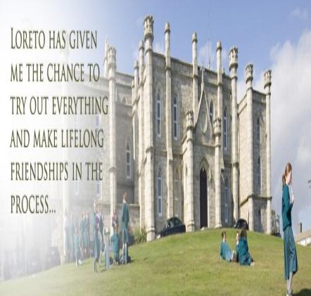 洛雷托修道院,Loreto Dalkey,爱尔兰留学,出国留学,爱尔兰高中
