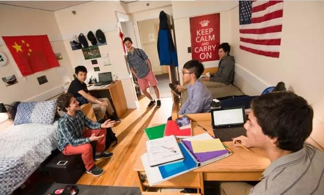 美国寄宿高中,美国私立混校,美国西伯尔学院,贵族式寄宿高中,美国留学