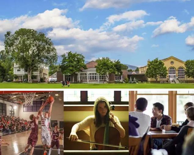 美国寄宿高中,瓦萨其学院,美国篮球马术强校,美国高中留学