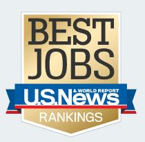 美国留学专业,美国热门专业选择,美国留学薪资,美国最佳工作榜单