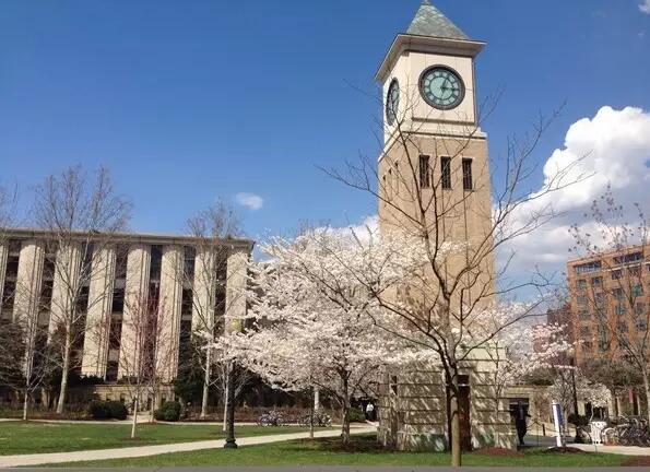 美国留学,美国乔治城大学,乔治城大学理由,留学华盛顿,乔治城法学