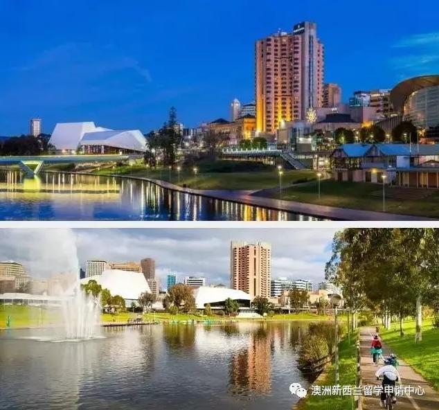 澳洲南澳地区院校,澳洲移民加分校,南澳大学,南澳大学介绍