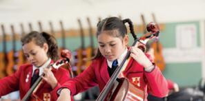 新西兰惠灵顿学校,查尔顿圣詹姆斯学校,新西兰中小学,新西兰私立女校