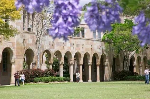 澳洲大学校园,泰晤士排名,澳洲最美大学,澳洲留学申请