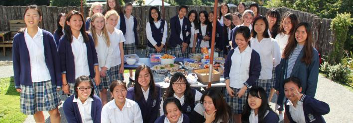 纳皮尔女子高中,Napier Girls' High School,新西兰女校