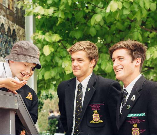 赫臣斯男子中学,The Hutchins School,塔州中学,澳洲私校