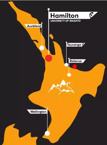怀卡托大学,新西兰大学,新西兰留学预科,怀卡托大学预科