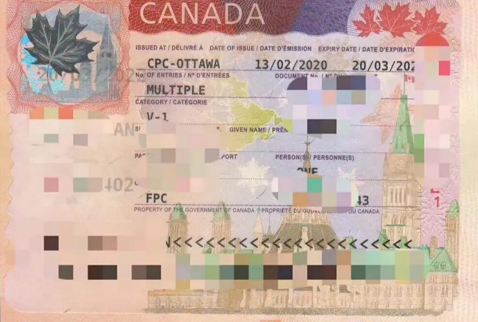 加拿大签证 加拿大大签加拿大小签 加拿大教育中心
