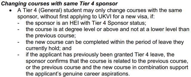 英国留学,英国签证,Tier4签证,政策解
