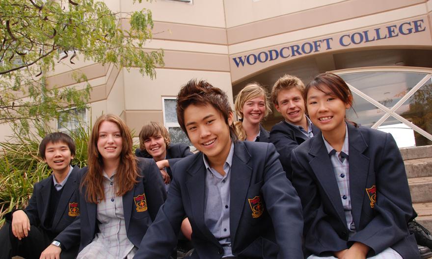 伍德克夫特中学,澳洲学校来访,澳洲中学面试,艾迪留学面试