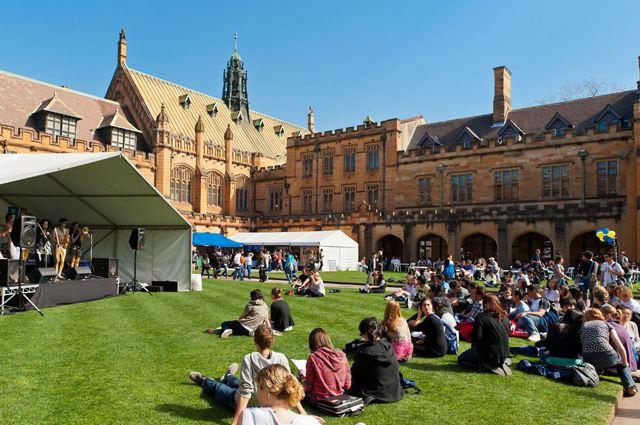 澳洲大学校园,澳洲留学生活,澳洲中国学生对比,出国留学澳洲