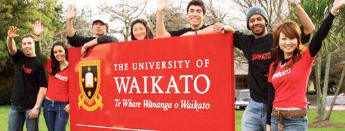 怀卡托大学奖学金,新西兰大学,怀卡托大学,新西兰奖学金