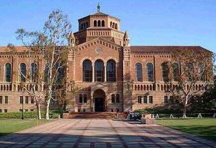 加州大学洛杉矶分校美国公立大学排名