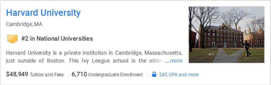 美国大学排名留学申请