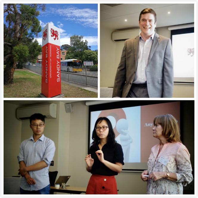 塔斯马尼亚大学,塔大行前说明会,行前指导,澳洲留学行前准备