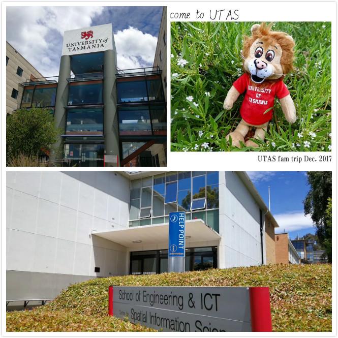 塔斯马尼亚大学,艾迪澳洲名校行,澳洲大学,走访塔斯马尼亚