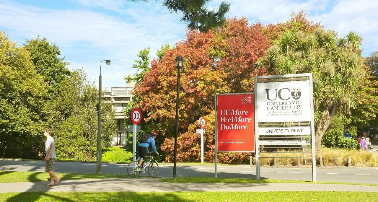 坎特伯雷大学,新西兰大学,坎特伯雷大学直播,面试讲座